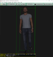 MAX file adjusted in 3ds Max and saved as FBX, then exported to glTF by FBX2glTF