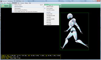 Playing Animation from Dragon Bones in view3dscene