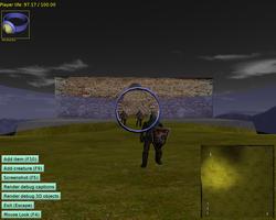 FPS game demo