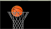 The simplest basketball game ever created