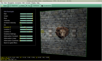 CommonSurfaceShader with steep parallax bump mapping and self-shadowing