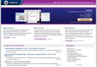 Lazarus website
