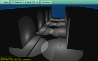 Light with radius with per-pixel lighting (shader pipeline)