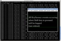 Logger node demo