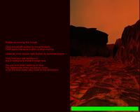 Mountains Of Fire - game screen 1