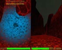 Mountains Of Fire - game screen 4