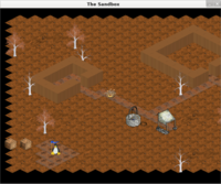 "Example Isometric Game ""Sandbox"" - 1"