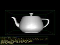 Teapot node demo