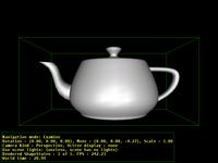 Teapot node demo