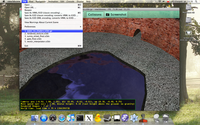 view3dscene on Mac OS X, with nice icon, menu