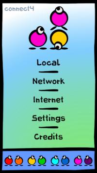 Connect4 screenshot