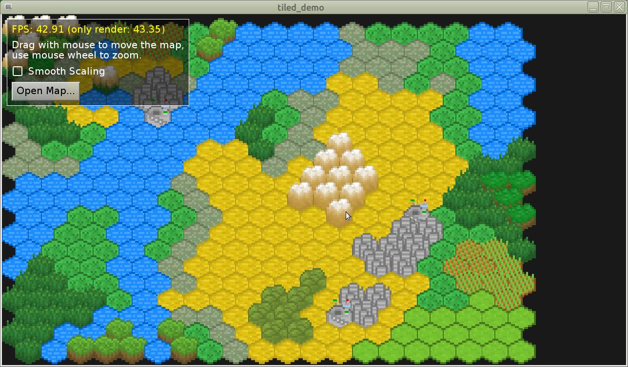 Tiled Maps improvements – Castle Game Engine
