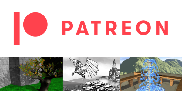 Castle Game Engine on Patreon