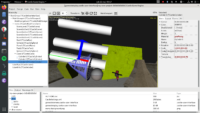Castle Game Engine editor - playing with 3D primitives