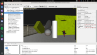 Castle Game Engine editor - playing with 3D primitives 2