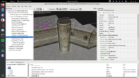 Castle Game Engine editor - playing with 3D primitives and normalmaps