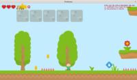 Platformer demo - game