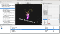 New Particle Effect in 3D