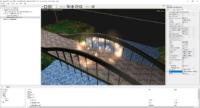Effekseer particle effect in Castle Game Engine effect