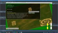 Various UI controls using CGE in Delphi
